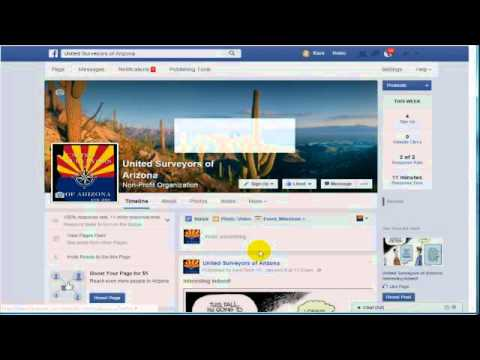 How to get Notifications on a Facebook Page
