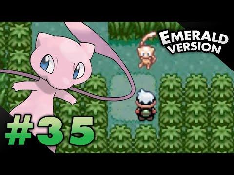 Let's Play Pokemon: Emerald - Part 35 - MEW