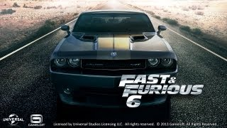 FAST & FURIOUS 6 - Mobile Game Trailer