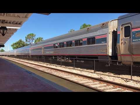 Amtrak Silver Meteor Orlando