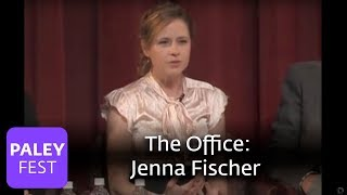 The Office - Jenna Fischer on Getting Renewed
