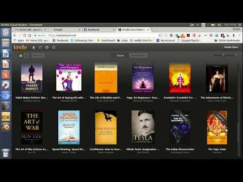 Kindle Cloud Reader Demo