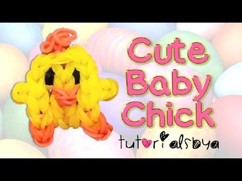 {Easter} Cute Baby Chick/Kiiroitori Charm/Mini Figurine Tutorial
