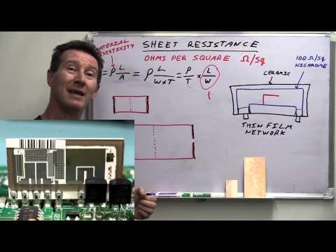 EEVblog #732 - PCB Sheet Resistance