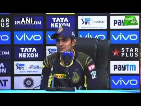 #IPL2018: Shubman Gill: We Were Confident About The Chase Against Hyderabad   Sports Tak