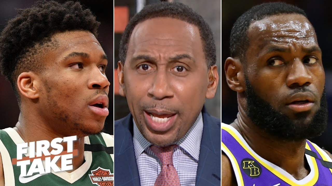 Giannis vs. LeBron: Stephen A. and Max debate who is better | First Take