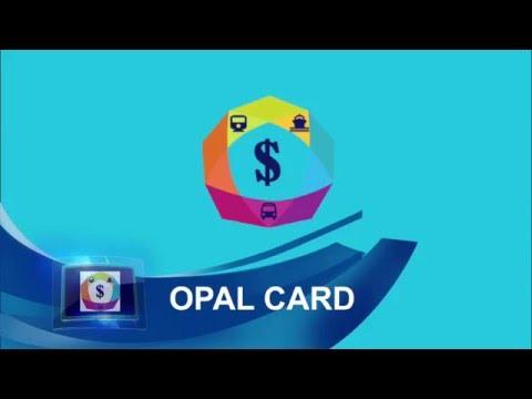 Opal Card iOS APP