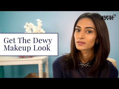 Get The Dewy Makeup Look   Erica Fernandez