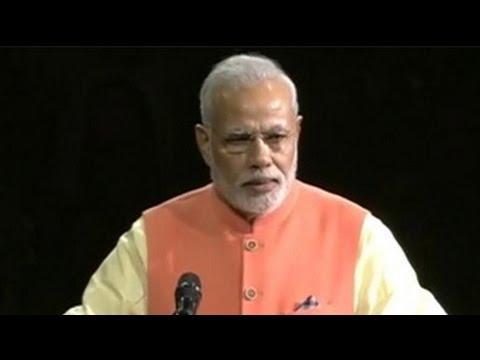 Lifetime visas for PIO card-holders, announces PM Narendra Modi in New York