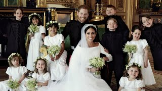 Mini-Superstars Steal the Show in Royal Wedding Photos