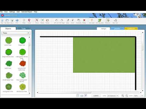 Getting started with Garden Planner
