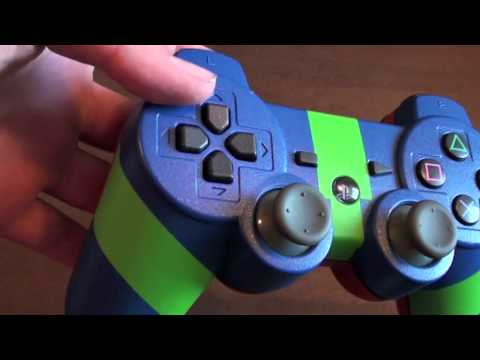 Modded PS3 Controller Review