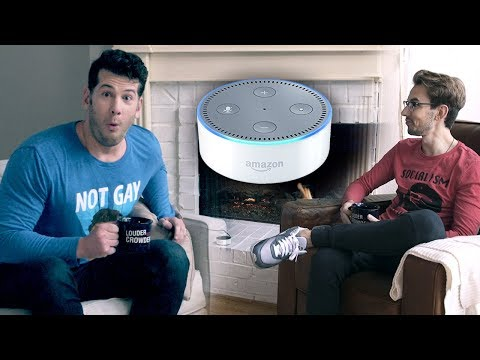 Amazon's Alexa is a CRAZY SJW LIBERAL! | Louder With Crowder