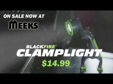 Clamplight $14 99 at Meek's