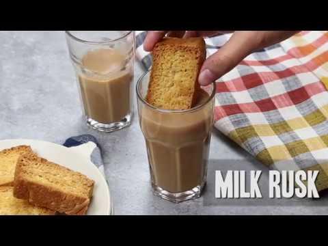 Rusk Recipe