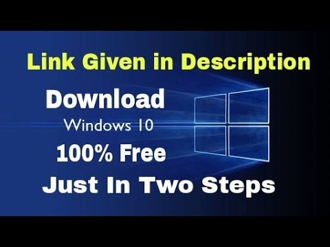 How to Download Windows 10 Free for your PC | In Easy Two Steps