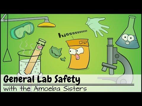 General Lab Safety