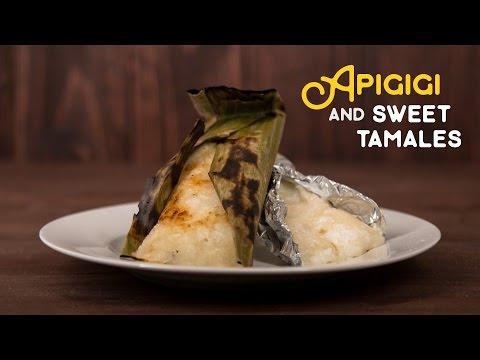 Chagi | Apigigi and Sweet Tamales