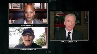 Wes Moore and James Carville | Real Time with Bill Maher (HBO)