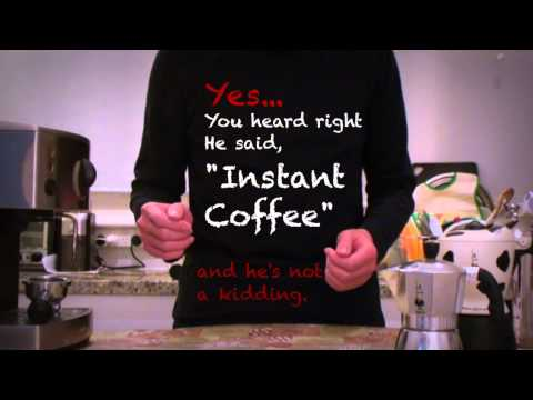 Learn how to make Cafe Mocha with Instant Coffee