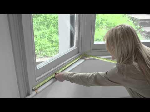 Measuring for Bay Window Shutters