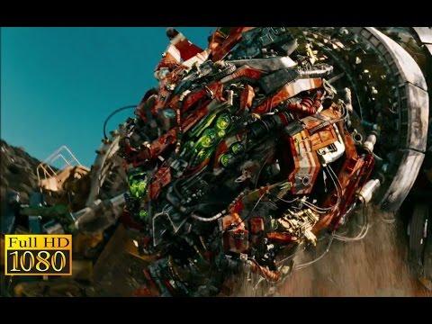 Transformers 2 - Revenge of The Fallen (2009) - Devastator attack  Cut  Scene (1080p) FULL HD