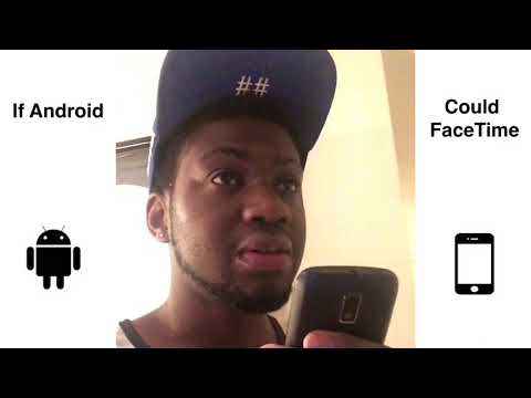 If Android could FaceTime iPhone users