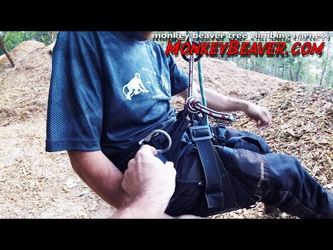 How to Adjust Your Monkey Beaver Harness