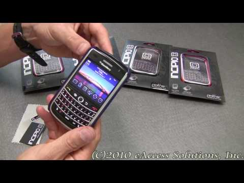 Feather Case for BlackBerry Tour 9630 Video Overview