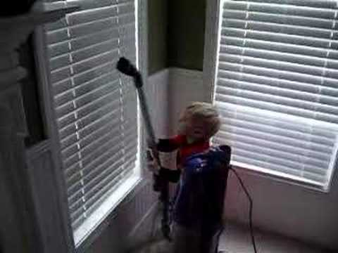 Clean the Blinds