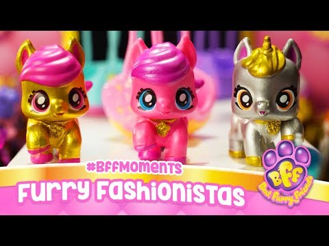 Furry Fashionistas #BFFMoments - Best Furry Friends