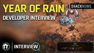 A Year of Rain - Gameplay Interview