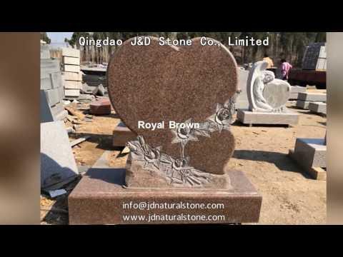Buy Granite Headstone Monument From China - Qingdao J&D Stone (MV)