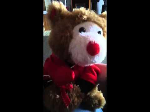 My Bieber Bear ^__^