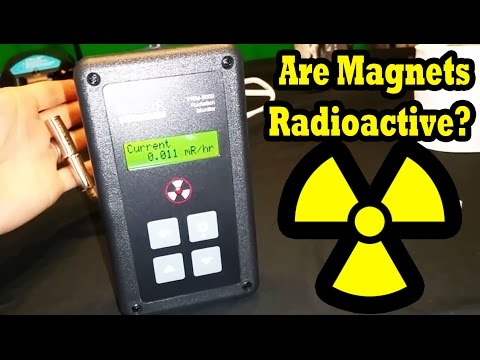 Are Magnets Radioactive?