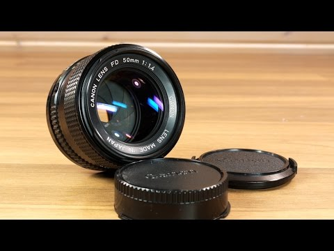 Canon Lens FD 1.4/50 mm Repair:  Disassembling, Cleaning of Diaphragm Blades and Assembling