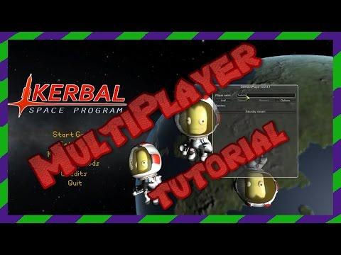 Kerbal Space Program - Dark Multiplayer tutorial