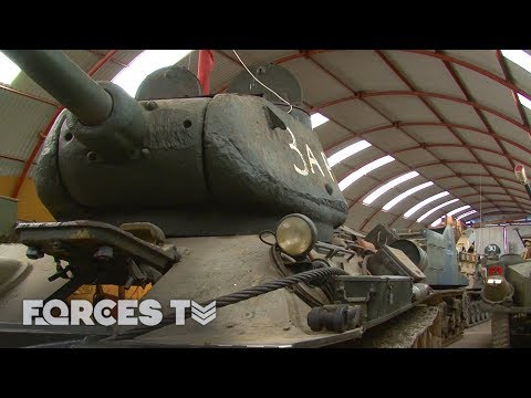 The Man Whose Tank Collection Got WAY Out Of Hand   Forces TV