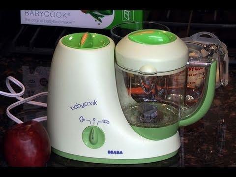 Review: Beaba Babycook Baby Food Maker