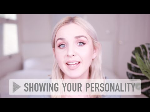 3 Steps to Showing your Personality on Camera | CHANNEL NOTES