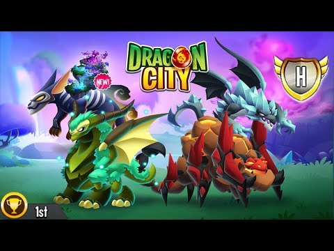 Dragon City - Shadow Island + All Dragons [First Looks]