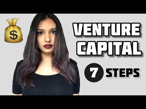 7 Steps To Raise Venture Capital | Zero To Funded $