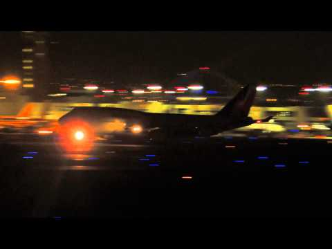 Philippine Airlines Boeing 747-400 [RP-C7471] LONG takeoff from LAX