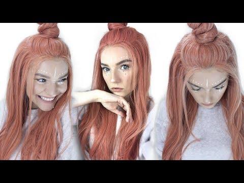 Simple Glitter Tears Festival Tutorial + DonaLove Wig | LoveFings