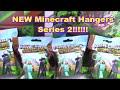 New Minecraft Hangers series 2 New Minecraft keychains Diamond Steve