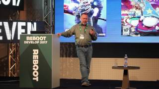 Reboot Develop 2017 - Tim Cain, Obsidian Entertainment / Building a Better RPG: 7 Mistakes to Avoid