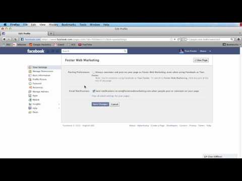 How to post and comment as yourself on your Facebook Business Page