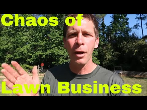 Lawn Business Advice on Juggling the Chaos of Business Ownership