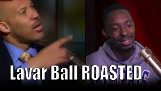 Lavar Ball gets ROASTED (MUST WATCH)