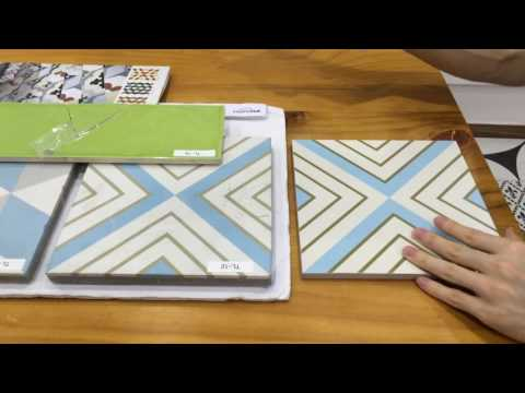 The differences between CEMENT TILE and CERAMIC TILE
